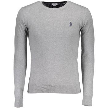 Oblačila Moški Puloverji U.S Polo Assn. 50520 48847 Siva