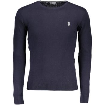 Oblačila Moški Puloverji U.S Polo Assn. 50520 48847 Modra