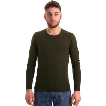 Oblačila Moški Puloverji U.S Polo Assn. 50520 48847 Zelena