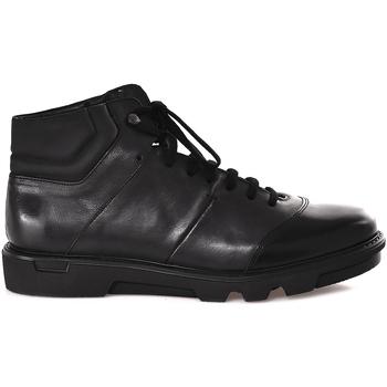 Čevlji  Moški Visoke superge Soldini 20645 3 Črna