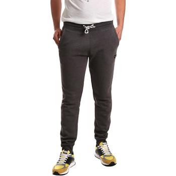 Oblačila Moški Spodnji deli trenirke  Key Up 2F37I 0001 Siva