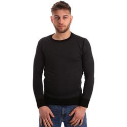 Oblačila Moški Puloverji Bradano 166 Črna