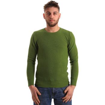 Oblačila Moški Puloverji Bradano 172 Zelena