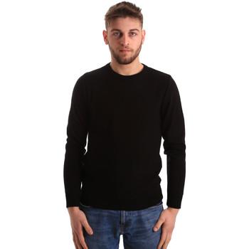 Oblačila Moški Puloverji Bradano 161 Črna