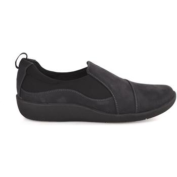 Čevlji  Moški Slips on Clarks 122187 Modra