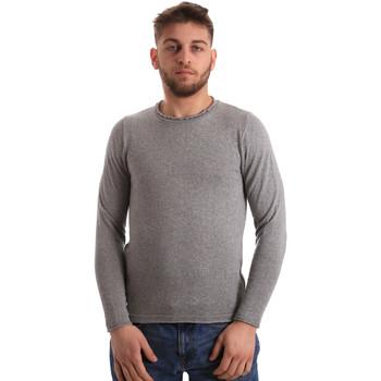 Oblačila Moški Puloverji Bradano 163 Siva