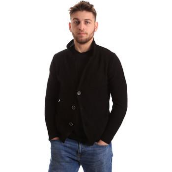 Oblačila Moški Telovniki & Jope Bradano 165 Črna