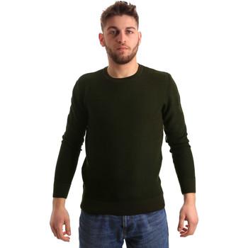 Oblačila Moški Puloverji Bradano 168 Zelena