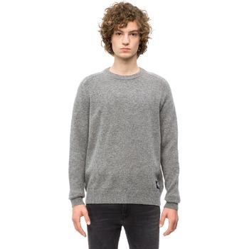 Oblačila Moški Puloverji Calvin Klein Jeans J30J309549 Siva