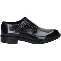Čevlji  Moški Čevlji Derby Rogers 1234 Črna