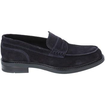Čevlji  Moški Mokasini Rogers 1980 Modra