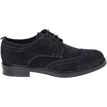 Čevlji  Moški Čevlji Derby Rogers 1260 Modra
