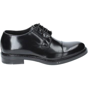 Čevlji  Moški Čevlji Derby Rogers 2040 Črna