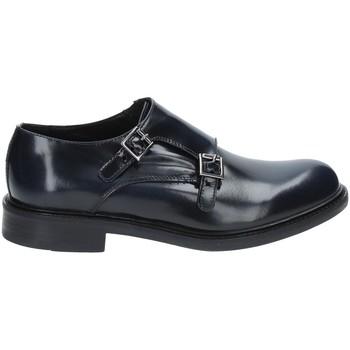 Čevlji  Moški Čevlji Derby Rogers 1234 Modra