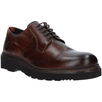 Čevlji  Moški Čevlji Derby Exton 390 Rjav