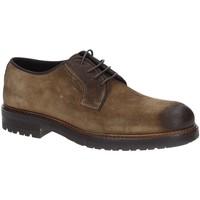 Čevlji  Moški Čevlji Derby Exton 690 Rjav
