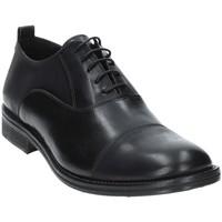 Čevlji  Moški Čevlji Richelieu Exton 9554 Črna