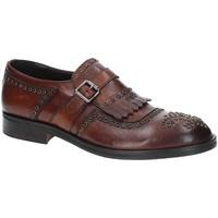 Čevlji  Moški Čevlji Derby Exton 5359 Rjav