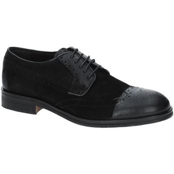Čevlji  Moški Čevlji Derby Exton 5356 Črna