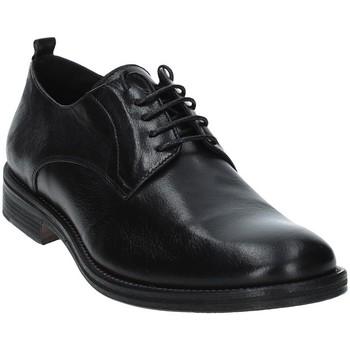 Čevlji  Moški Čevlji Derby Exton 9553 Črna