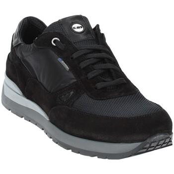 Čevlji  Moški Nizke superge Exton 993 Črna