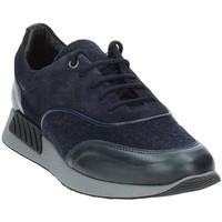 Čevlji  Moški Nizke superge Exton 161 Modra