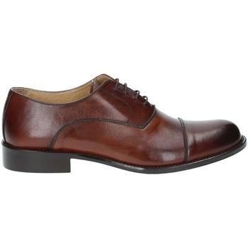 Čevlji  Moški Čevlji Richelieu Exton 6014 Rjav