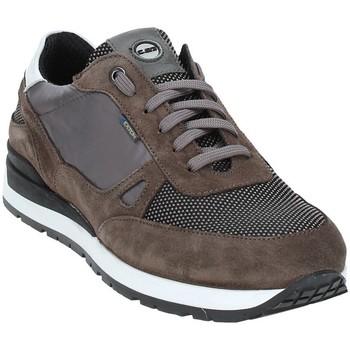 Čevlji  Moški Nizke superge Exton 993 Siva