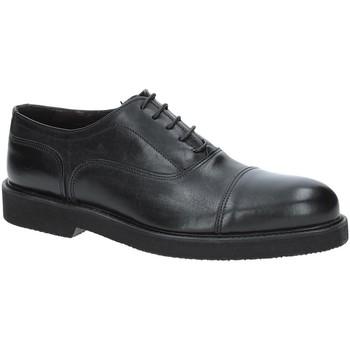 Čevlji  Moški Čevlji Richelieu Exton 5496 Črna