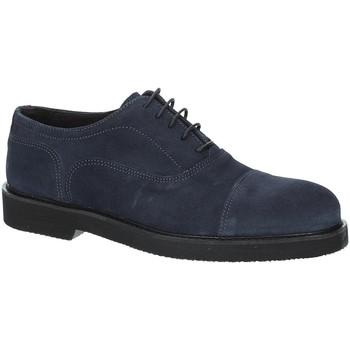 Čevlji  Moški Čevlji Richelieu Exton 5496 Modra