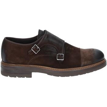 Čevlji  Moški Čevlji Derby Exton 691 Rjav