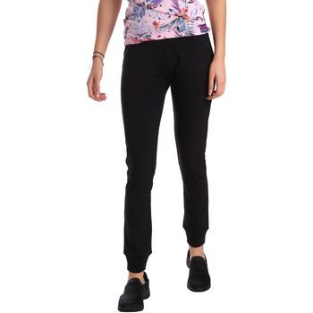 Oblačila Ženske Pajkice Key Up 5LI21 0001 Črna