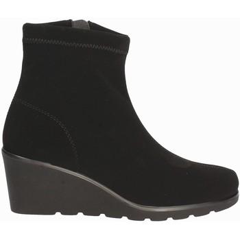 Čevlji  Ženske Gležnjarji Susimoda 825377 Črna