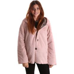 Oblačila Ženske Parke Byblos Blu 689104 Roza