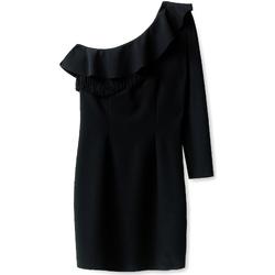 Oblačila Ženske Kratke obleke Liu Jo F68120J9998 Črna