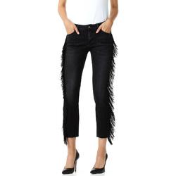 Oblačila Ženske Jeans 3/4 & 7/8 Liu Jo F68203D4259 Črna