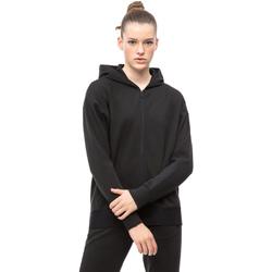 Oblačila Ženske Puloverji Calvin Klein Jeans 00GWF8J496 Črna