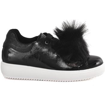 Čevlji  Ženske Nizke superge IgI&CO 2154822 Črna