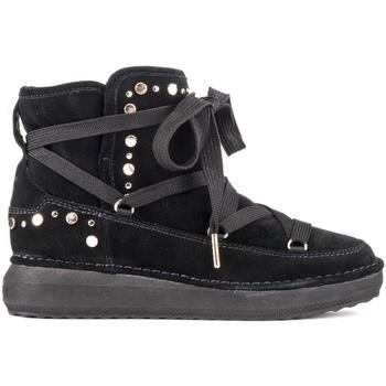 Čevlji  Ženske Gležnjarji Lumberjack SW48603 001 R76 Črna