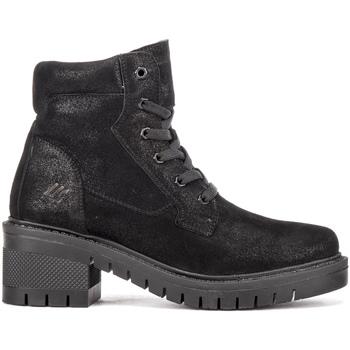 Čevlji  Ženske Gležnjarji Lumberjack SW50601 001 A11 Črna