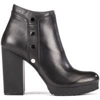 Čevlji  Ženske Gležnjarji Lumberjack SW34903 003 Q12 Črna