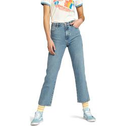 Oblačila Ženske Jeans straight Wrangler W238GF Modra