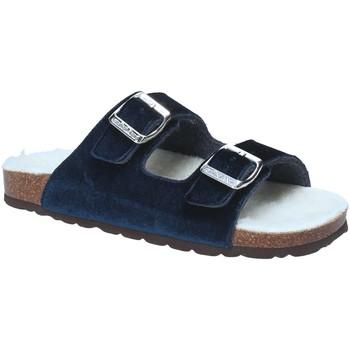 Čevlji  Ženske Natikači Grunland CB1679 Modra