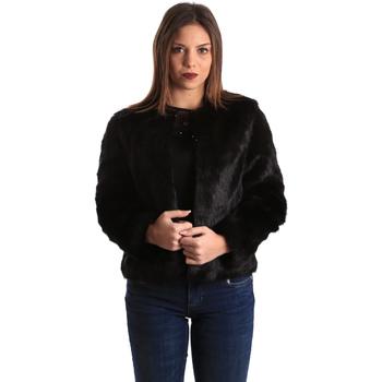 Oblačila Ženske Jakne Gaudi 821BD39002 Črna