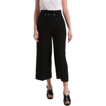 Oblačila Ženske Lahkotne hlače & Harem hlače Gaudi 821FD25001 Črna