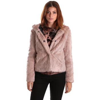 Oblačila Ženske Jakne Gaudi 821FD39003 Roza