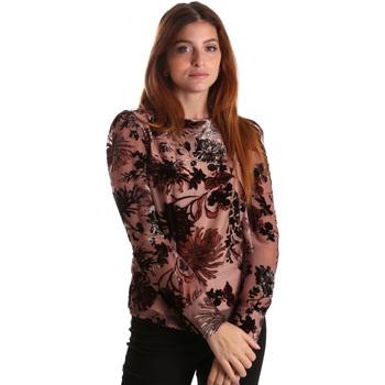 Oblačila Ženske Topi & Bluze Gaudi 821FD45007 Roza