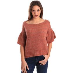 Oblačila Ženske Puloverji Gaudi 821FD53043 Rdeča