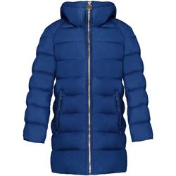 Oblačila Ženske Puhovke Invicta 4432281/D Modra