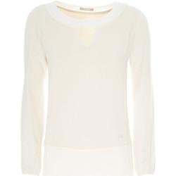 Oblačila Ženske Puloverji Nero Giardini A862370D Biely